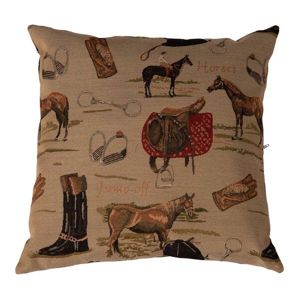 Equestrian Pillows Wayfair