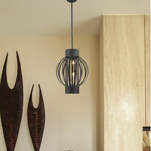 Z-Lite Fava 4-Light Globe Chandelier