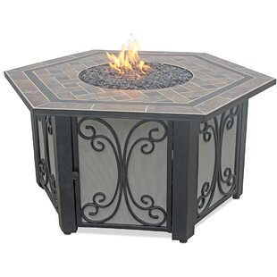 Endless Summer Gas Fire Pit Table