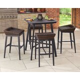 Eileen Salino 5 Piece Bar Height Dining Set