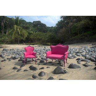 Oliver Outdoor Armchair by Rosdorf Park