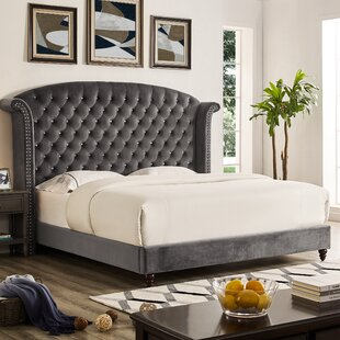 Saige Upholstered Platform Bed