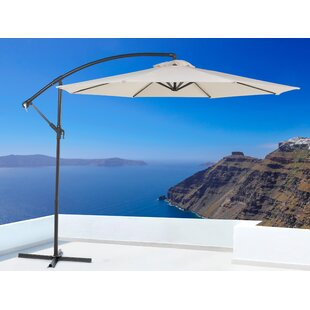 Brayden Studio 11.8' Hiebert Side Post Cantilever Patio Umbrella