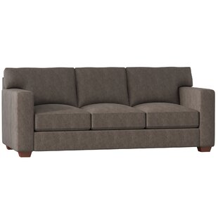 Pratt Leather Sofa
