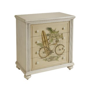 High Tide 4 Drawer Accent Chest by Stein World