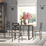 Cainsville 5 Piece Dining Set by Greyleigh™