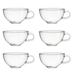Relax Teacup Set Of 6