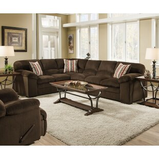 Otto Sectional by Darby Home Co