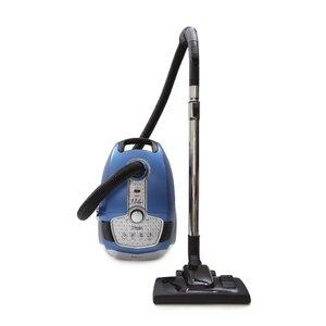Tritan Canister Vacuum HEPA Sealed Hard Floor Vacuum