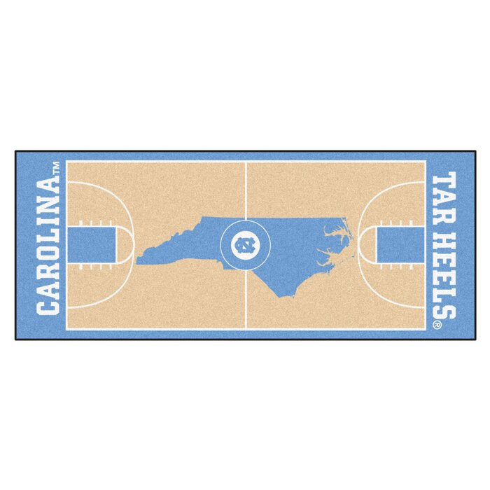 FANMATS NCAA North Carolina State Wolfpack Universitygrill Mat Team Color One Size
