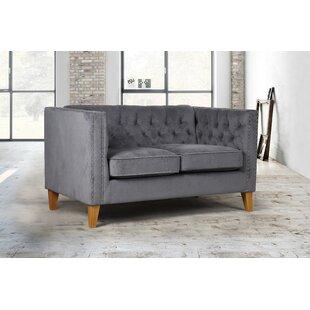 Causey 2 Seater Loveseat Sofa