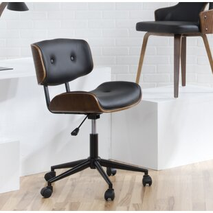Wade Logan Cambarville Mid-Back Desk Office Chair