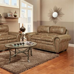 Orrstown Loveseat by Union Rustic