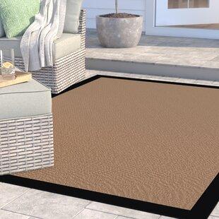 Barham Beige Indoor/Outdoor Area Rug by Sol 72 Outdoor