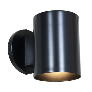 Earleen 1-Light Outdoor Sconce by Beachcrest Home
