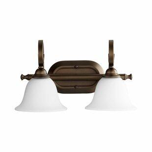 Order Loomis 2-Light Vanity Light ByCharlton Home