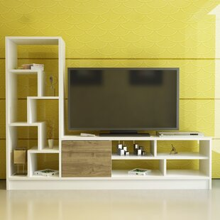 Guide to buy Demetra TV Stand for TVs up to 50 ByWrought Studio