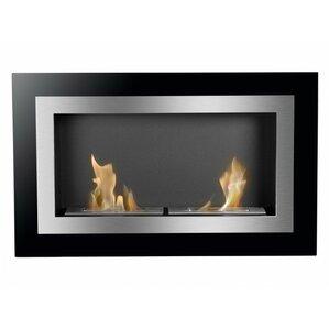 Villa Ventless Wall Mount Ethanol Fireplace ..