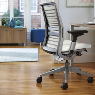 Steelcase Think® Leather Executive Chair