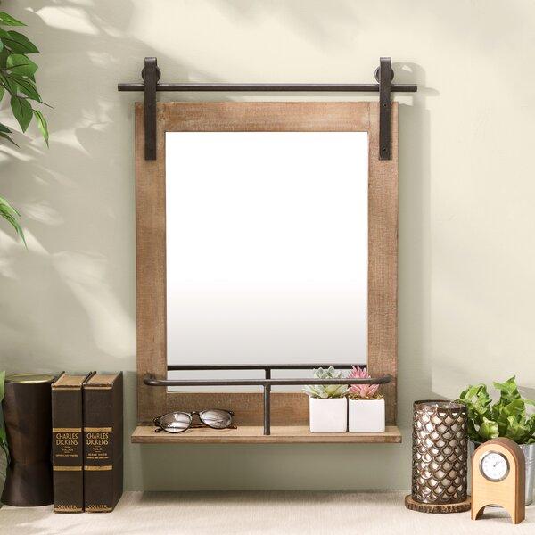 Entryway Mirror Shelf Wayfair