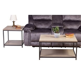Wasdale 2 Piece Coffee Table Set