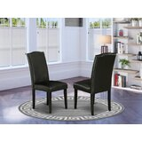 Dandrea Upholstered Parsons Chair (Set of 2) by Charlton Home®