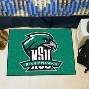NCAA Northeastern State University Starter Doormat ByFANMATS