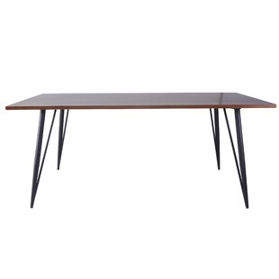 Arnette Dining Table by Orren Ellis Purchase