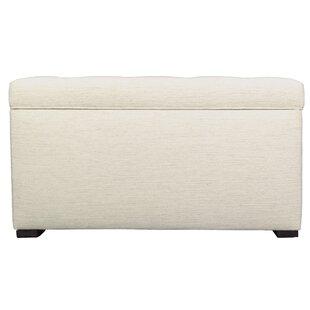 Winston Porter Ayleen Upholstered Storage Bench