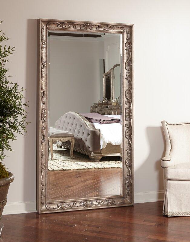 Holmes Floor Mirror Driftwood Floor Mirror