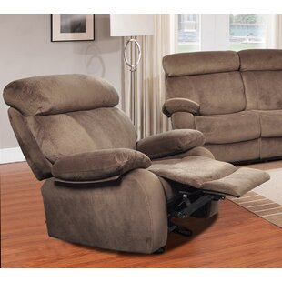 Declan Manual Recliner by Beverly Fine Furniture