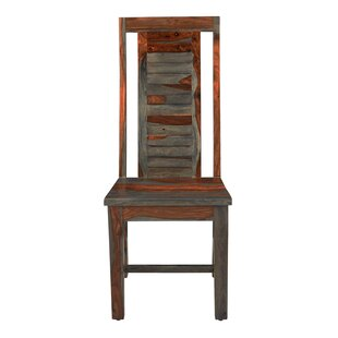 Monroy Solid Wood Dining Chair..
