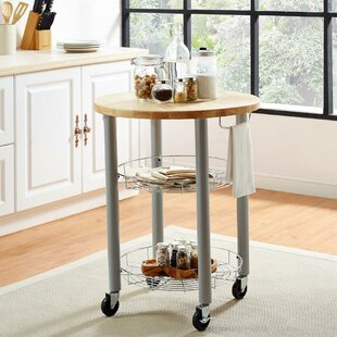 Amol Kitchen Bar Cart by Red Barrel Studio