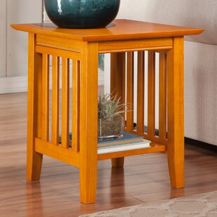 Danube End Table by Three Posts Sale