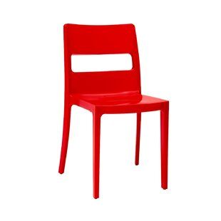 Castor Stacking Dining Chair By Sol 72 Outdoor