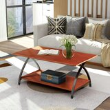 Anthonii Coffee Table with Storage by Latitude Run®