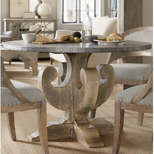 Boheme Dining Table by Hooker Furniture Reviews