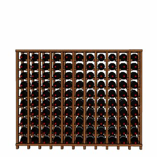 Premium Cellar Series 110 Bottle Floor Wine Rack