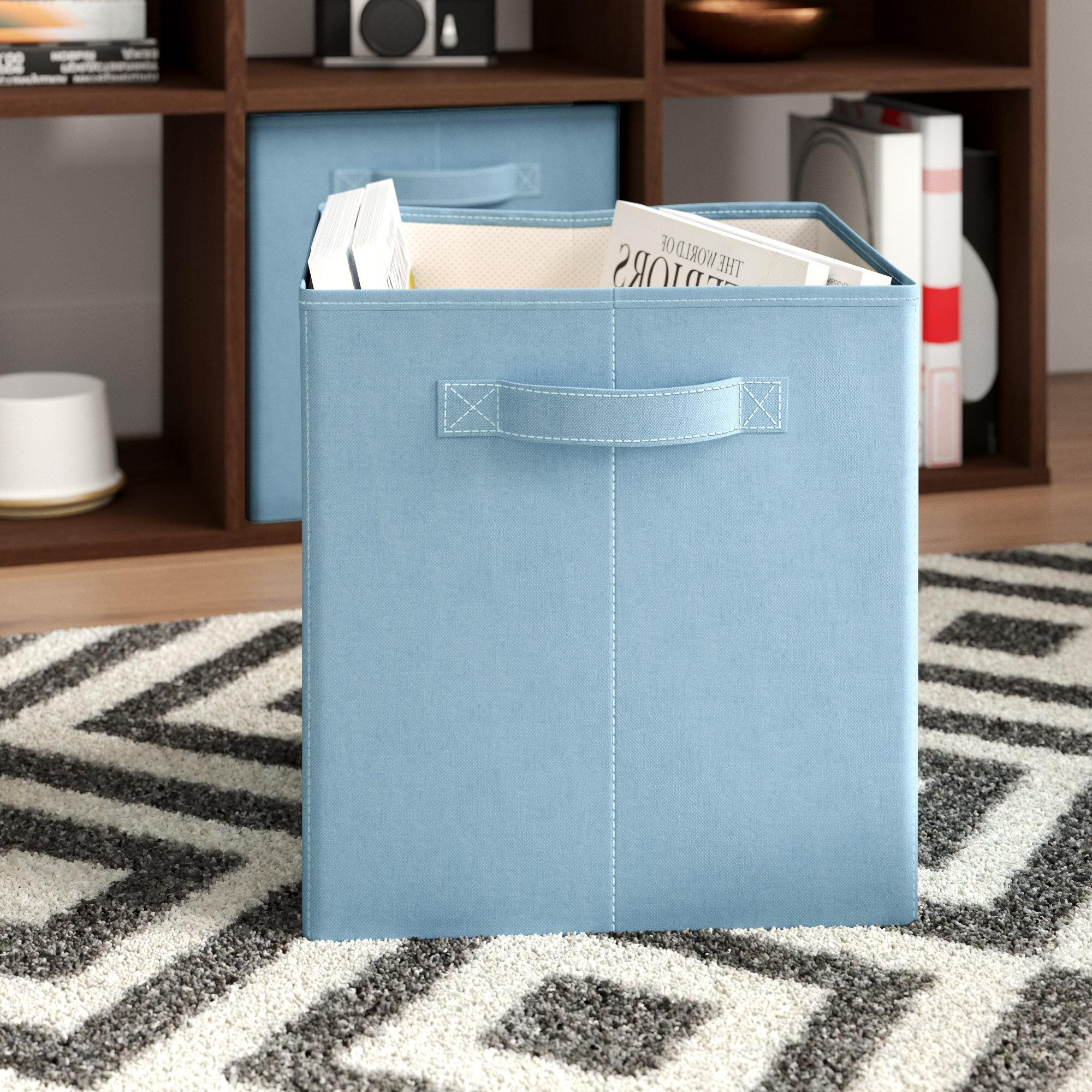 Closetmaid Premium Fabric Bin Reviews Wayfair