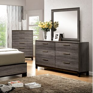 Wrought Studio Major 6 Drawer Double Dresser..