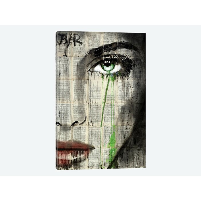 Definition Graphic Art Print On Canvas