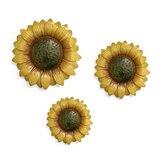 Metal Sunflower Decor Wayfair