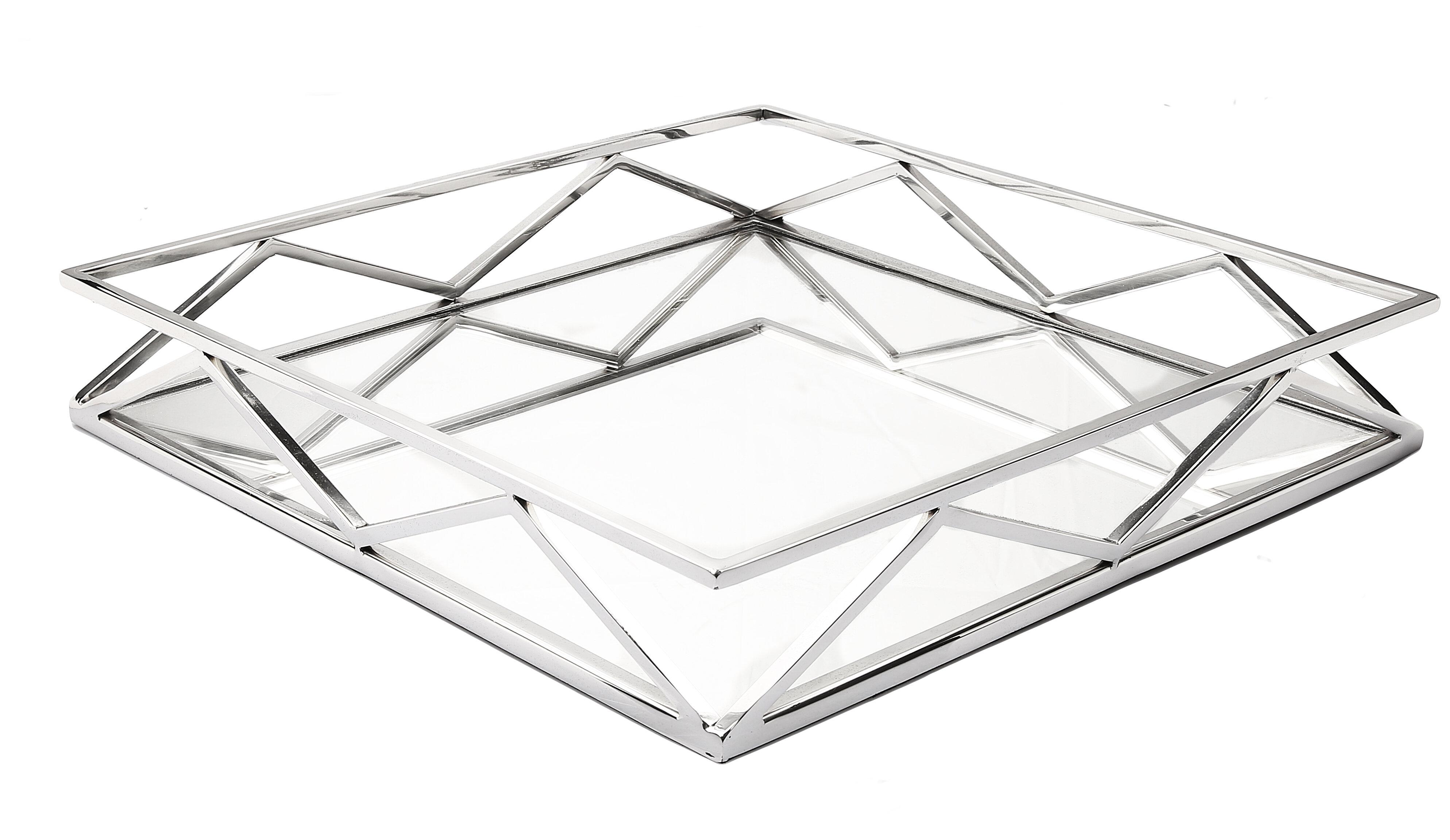 Mercer41 Beggs V Design Tray Reviews Wayfair