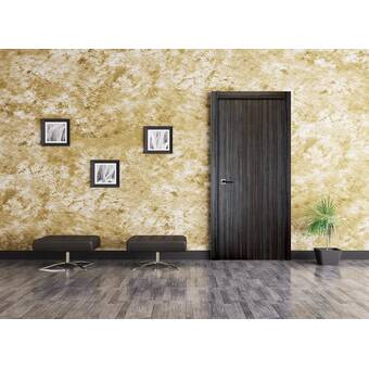 Belldinni Palladio Flush Solid Manufactured Wood Standard Door Wayfair