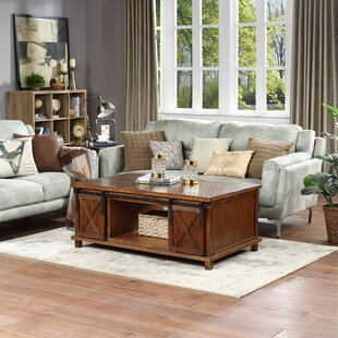 Wales Coffee Table with Storage