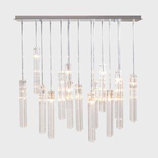 Orren Ellis Raffa 15-Light LED Pendant