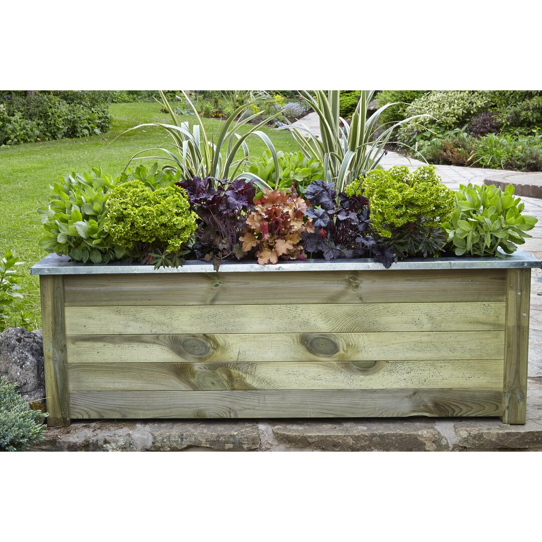 Karah Wooden Planter Box