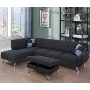 Blackstone Modular Sectional with Ottoman