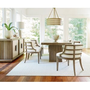 Gianna Extendable Dining Table by Bayou Breeze