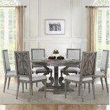 Candice 7 Piece Dining Set by One Allium Way®